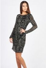 Lace and Beads Brooklyn Dress, £95.00