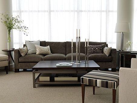 Sarah Richardson Design Penthouse Condo Living Room