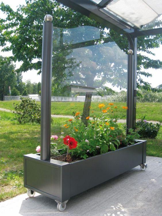Windschutz In 2020 Mit Bildern Windschutz Terrasse Windschutz Windschutz Balkon