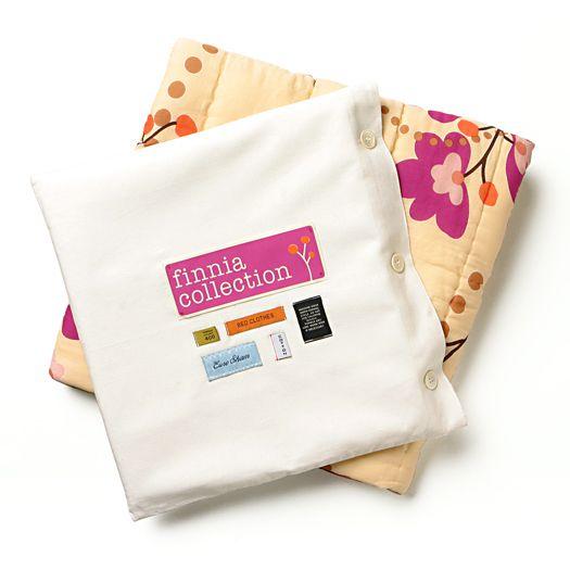 Bedding Packaging : Alana McCann