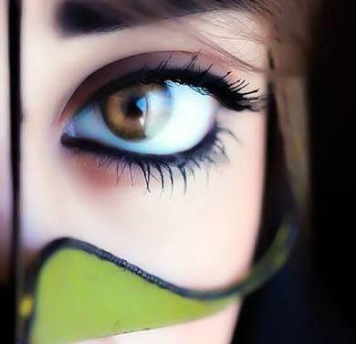 صور بنات اليوم الوطني السعودي مجلة رجيم Girls Eyes Beautiful Eyes Cute Eyes