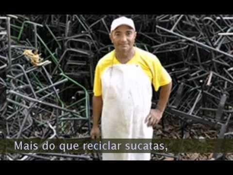 como montar uma empresa de reciclagem de entulho