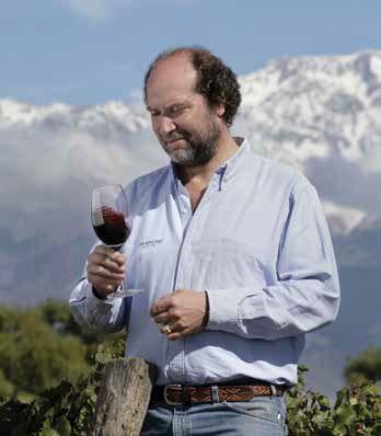 Daniel Pi, enólogo argentino