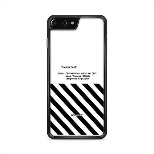 Off White 2 iPhone 7 Plus Case   Caserisa   Iphone 7 plus, Iphone ...