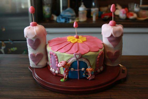 Lillifee Schloss 1, Marmorkuchen