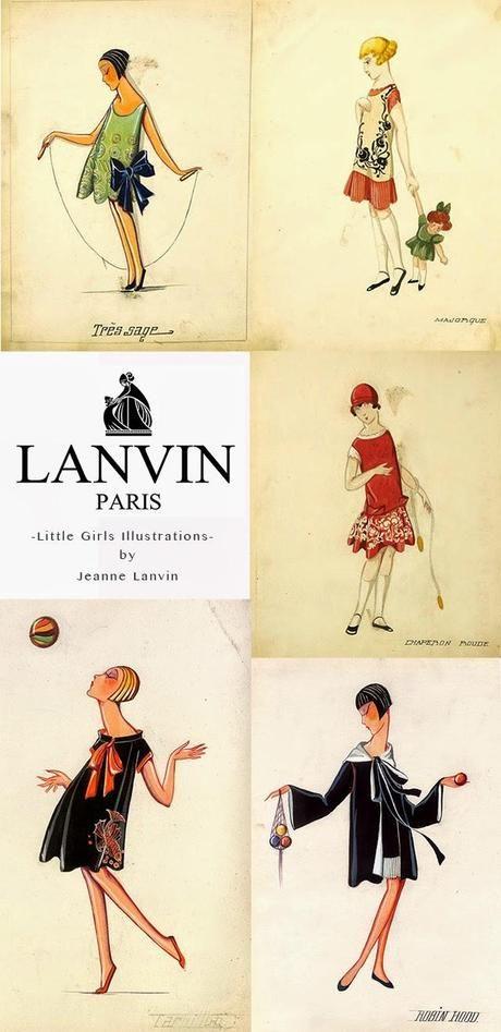 Quand la Maison Lanvin fête ses 125 ans