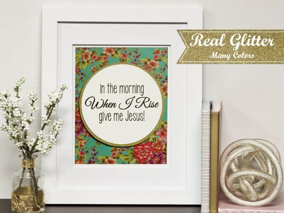 Gallery Art With Frame Optional In The by SimplyBeautifulByLC