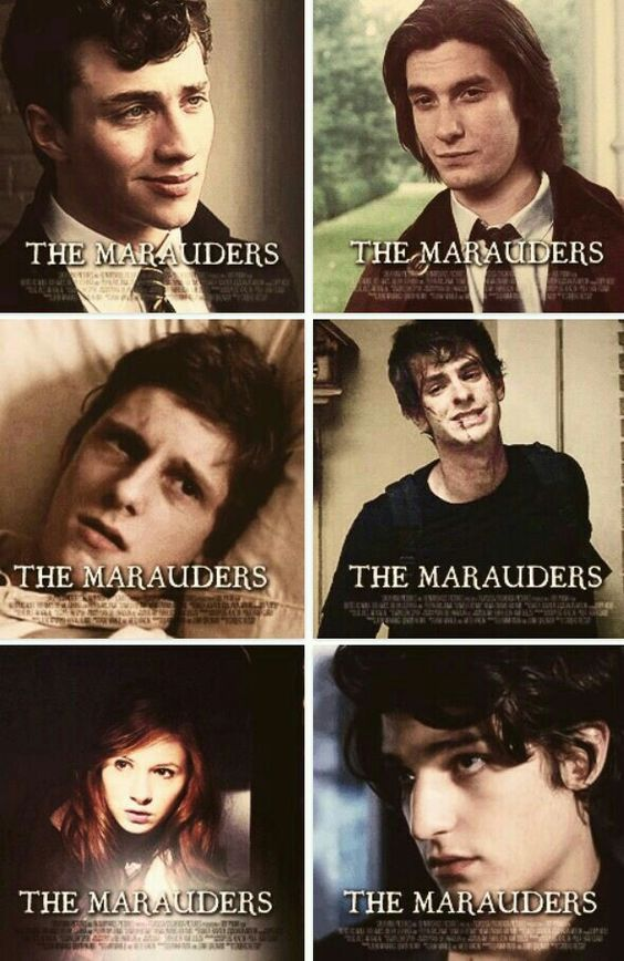 The Marauders Fan Cast