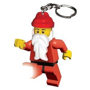 Chaveiro Lego com Luz Papai Noel - O Segredo do Vitório #natal #lego #xmas #papinoel #santa