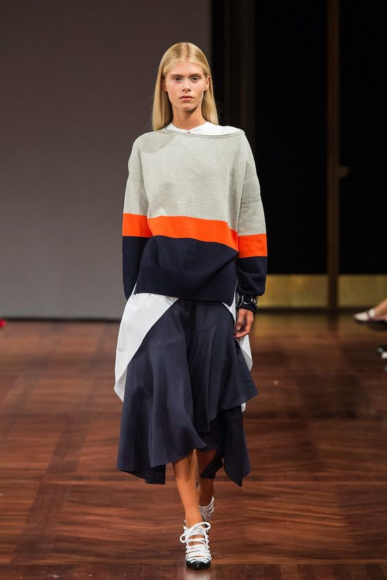 See the complete House of Dagmar Spring 2017 show from Stockholm Fashion Week.