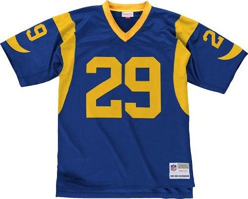Mitchell Ness Eric Dickerson 1984 Replica Jersey In Blue S 4xl You Can Get More Details By Click Eric Dickerson Los Angeles Outfit Mitchell And Ness Jerseys