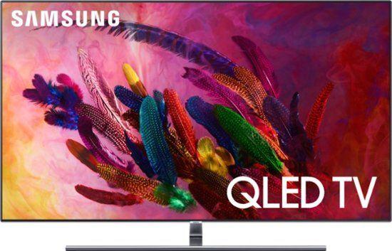 Samsung 55 Class Led Q7f Series 2160p Smart 4k Uhd Tv