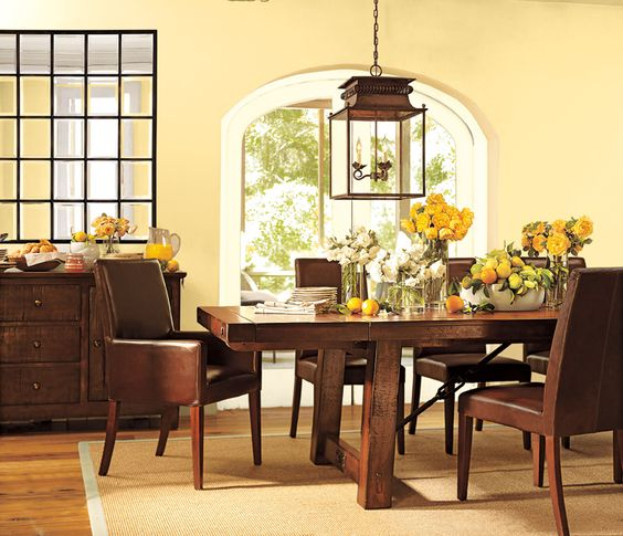 Living Room Dining Room Kitchen Brew Room: Fresh Pales, Inspired By Nature. Benjamin Moore