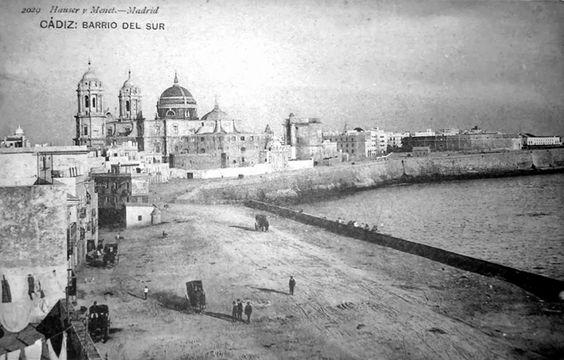 Postales Antiguas de Andalucía: Cádiz