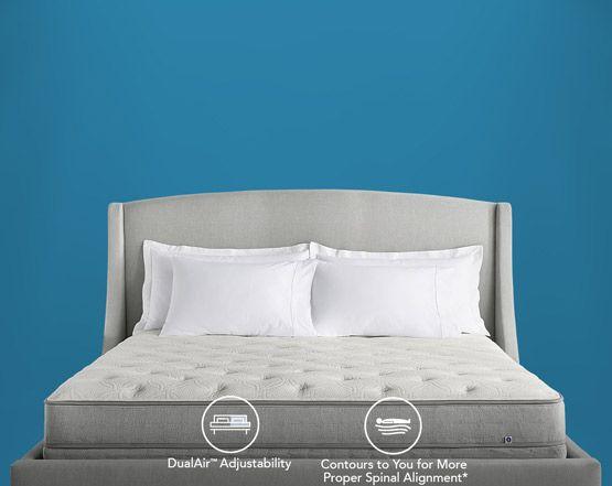The C4 Mattress With Sleepiq Technology Beds For Sale Sleep Number Mattress Bed