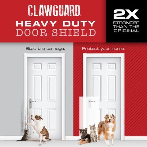 Heavy Duty Clawguard Door Shield Door Protection Door Frame Frames On Wall