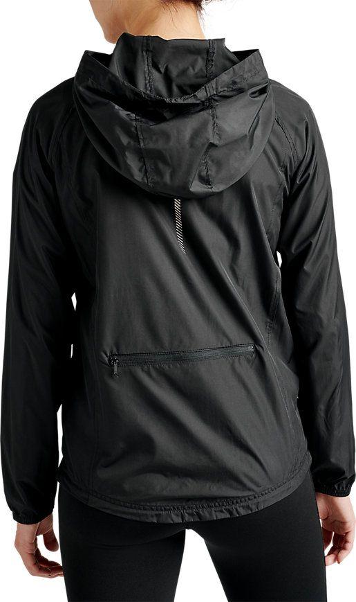 Simetría Retirada Comerciante  Women's Packable Jacket | Performance Black | Outerwear | ASICS | Packable  jacket, Packable jacket woman, Black outerwear