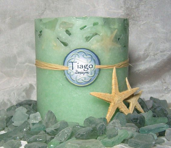 Perfumed Sea by TiagoDesigns on Etsy, $16.99