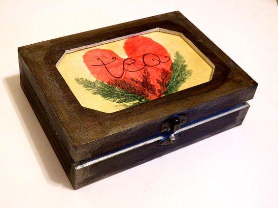 Custom Tea Holder Box Tea Gift Box for Her Custom por Tutorialpaper
