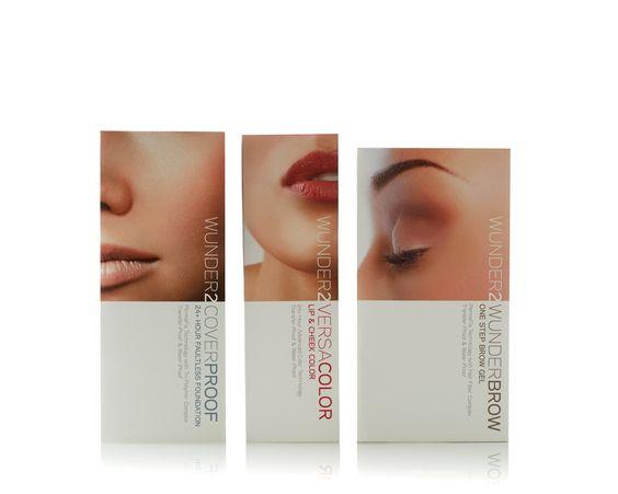 COVERPROOF Cosmetics Packaging Design ruthwaddingham.com