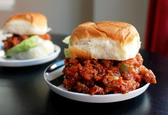 Spicy Asian Sloppy Joes--What an interesting twist on an old favorite.