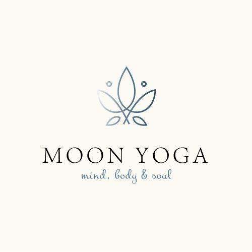 Premade Logo Yoga Logos Lotus Logo Custom Logo Design Pl16 In 2020 Custom Logo Design Lotus Logo Yoga Logo