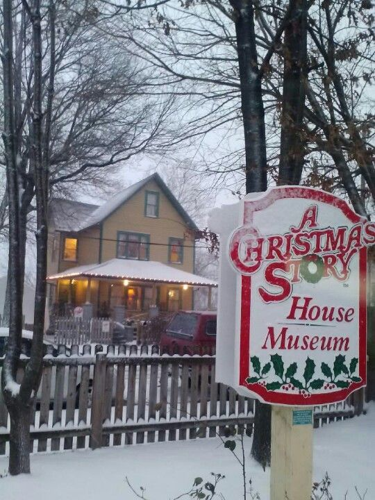 Christmas Attractions In Ohio 2020 A Christmas Story' house is in Ohio in 2020 | Christmas story