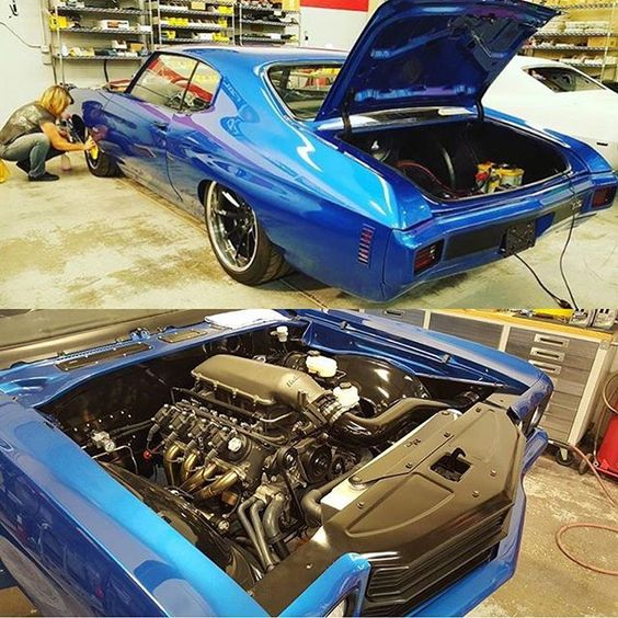 Ls3 Engine Meaning: Blue, Touring And Ps