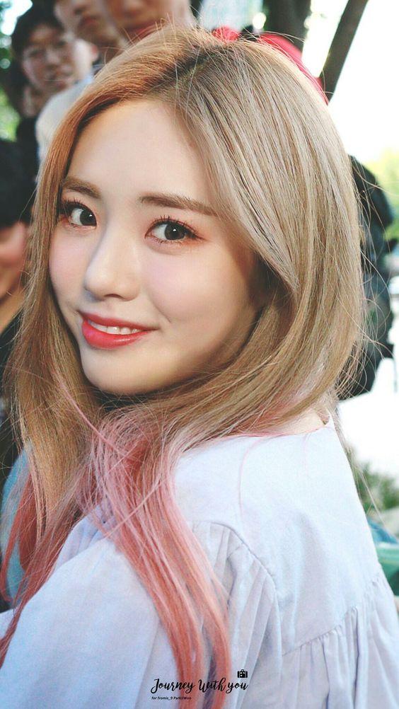 Jiwon #fromis9 #kpop