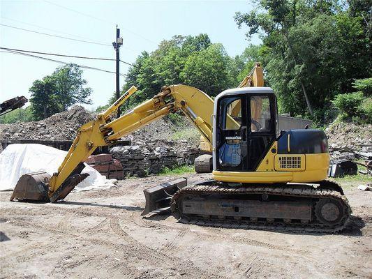 Komatsu Pc128uu 1 Pc128us 1 Hydraulic Excavator Service Repair