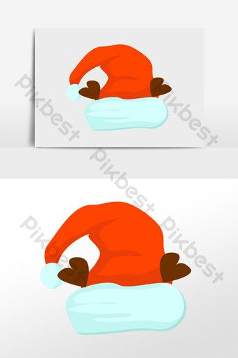 Christmas Antlers Hat Png Images Ai Free Download Pikbest Antler Hat Png Images Christmas Cartoons