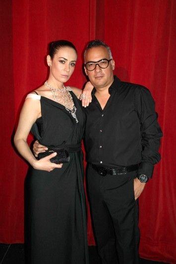 Anette Michel y Gregorio Jiménez en #EMD2013
