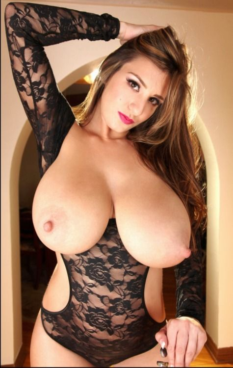 Bigger boob natural