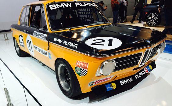 BMW 2002, NY Auto Show 2015