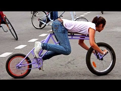 12 Crazy Bikes You Have To See To Believe Youtube Dengan Gambar
