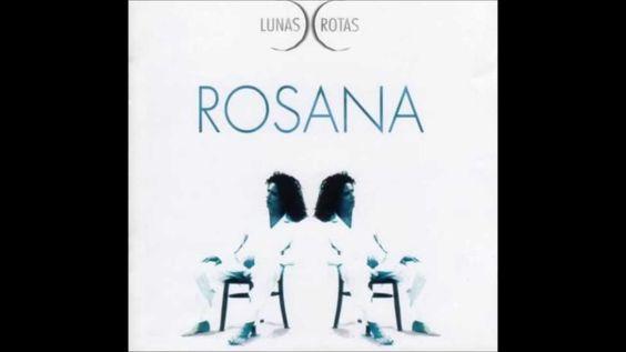 """Rosana   ~~concierto básico de su primer álbum """"Lunas rotas """"~~"""