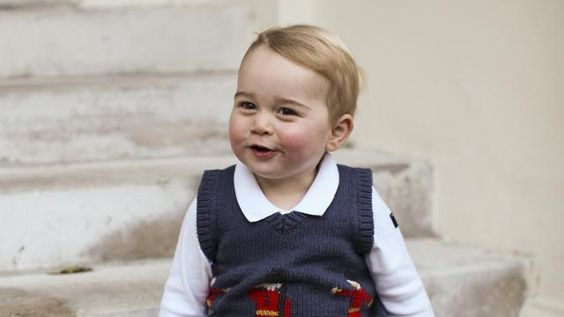 Prince George Continues to Be the Most Adorable Royal Baby
