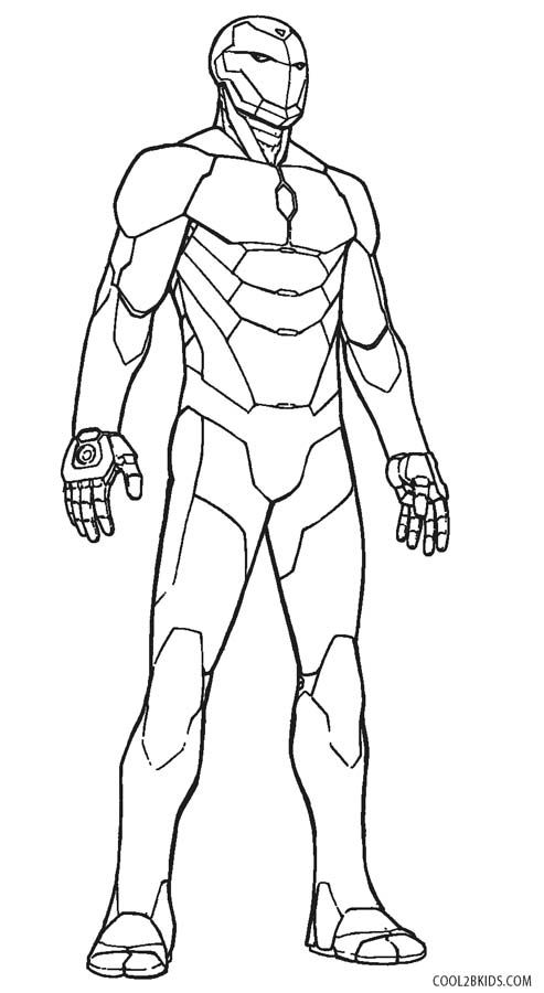 Easy Iron Man Coloring Pages In 2020 Iron Man Coloring Pages Easy Coloring Pages