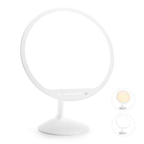 Thepricetest Com Gladle Light Therapy Lamp With Warm Cool Light Uv Free 10000 Lux Bright Light Box With 30min Tim In 2020 Light Therapy Lamps Therapy Lamp Sun Lamp