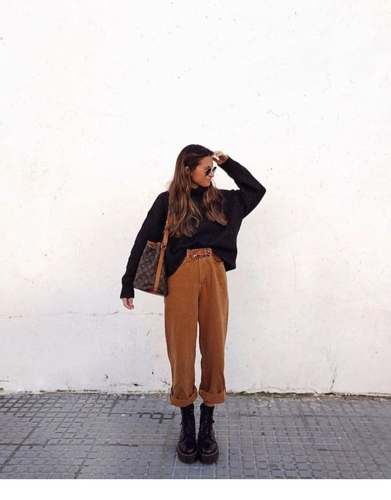 Boho work outfit for Fall   Inspiring Ladies