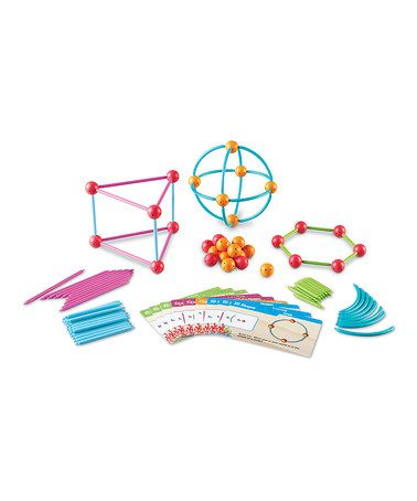 Love this Dive Into Shapes! Geometry Set by Learning Resources on #zulily! #zulilyfinds
