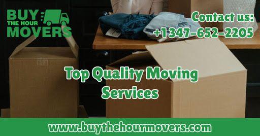 Moving labor cost