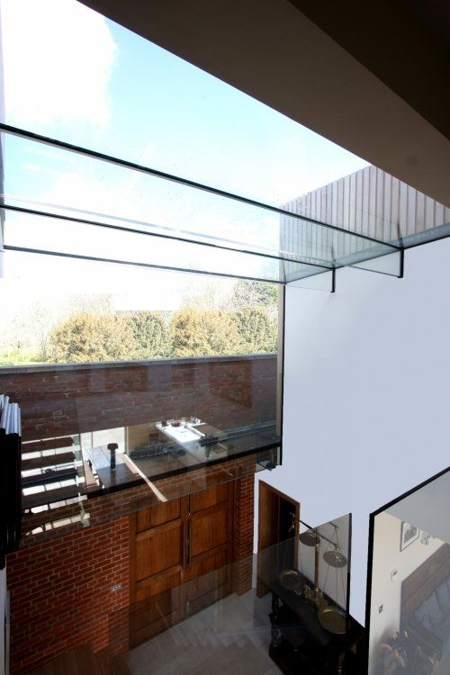 Structural Glass Roofs Products Iq Glass Glass Roof Roof Architrave