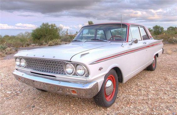 1963 FORD FAIRLANE 500 260 V8