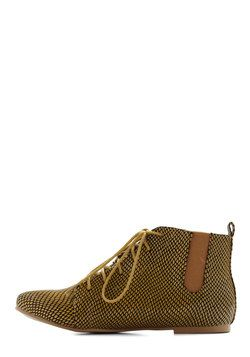 Have We Net? Boot, #ModCloth