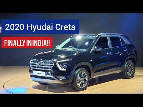 2020 Hyundai Creta Revealed Engine Options Interior And Changes Auto Expo 2020 Youtube In 2020 With Images Hyundai Expo 2020 Engineering