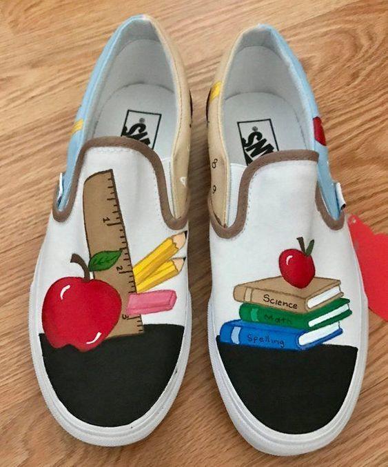 Stylish Shoes Vans