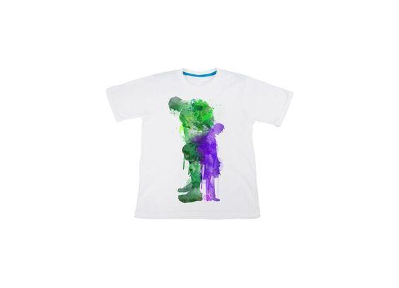 """Dr. Banner / Mr. Hulk"" - Threadless.com - Best t-shirts in the world"