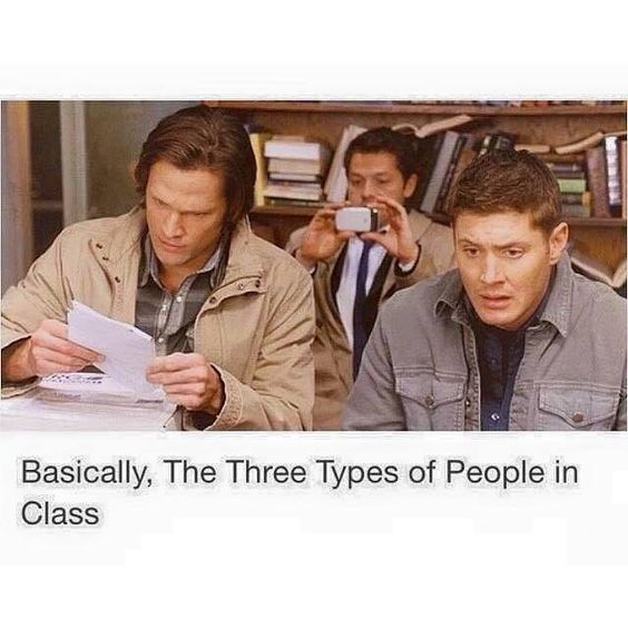 Who are you? Id be Dean!
