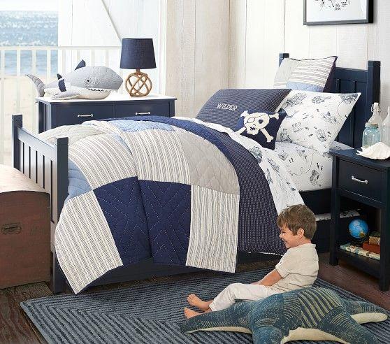Camp Bed Pbkids Kid Room Decor Camping Bed Kids Bedroom